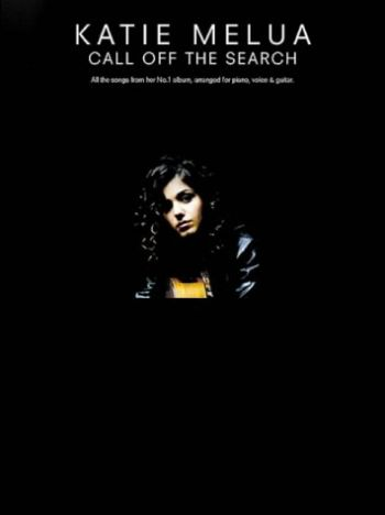 Katie Melua: Call Off The Search PVG als Buch von Katie Melua