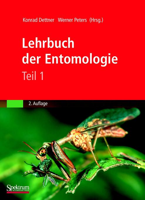 Lehrbuch der Entomologie als Buch von