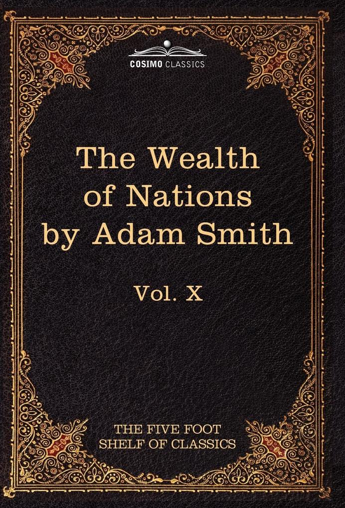 An Inquiry Into the Nature and Causes of the Wealth of Nations als Buch von Adam Smith