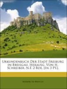 Urkundenbuch der Stadt Freiburg im Breisgau. al...
