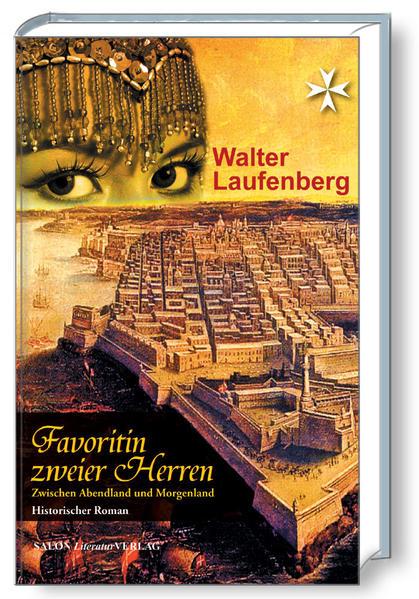 Favoritin zweier Herren als Buch von Walter Laufenberg