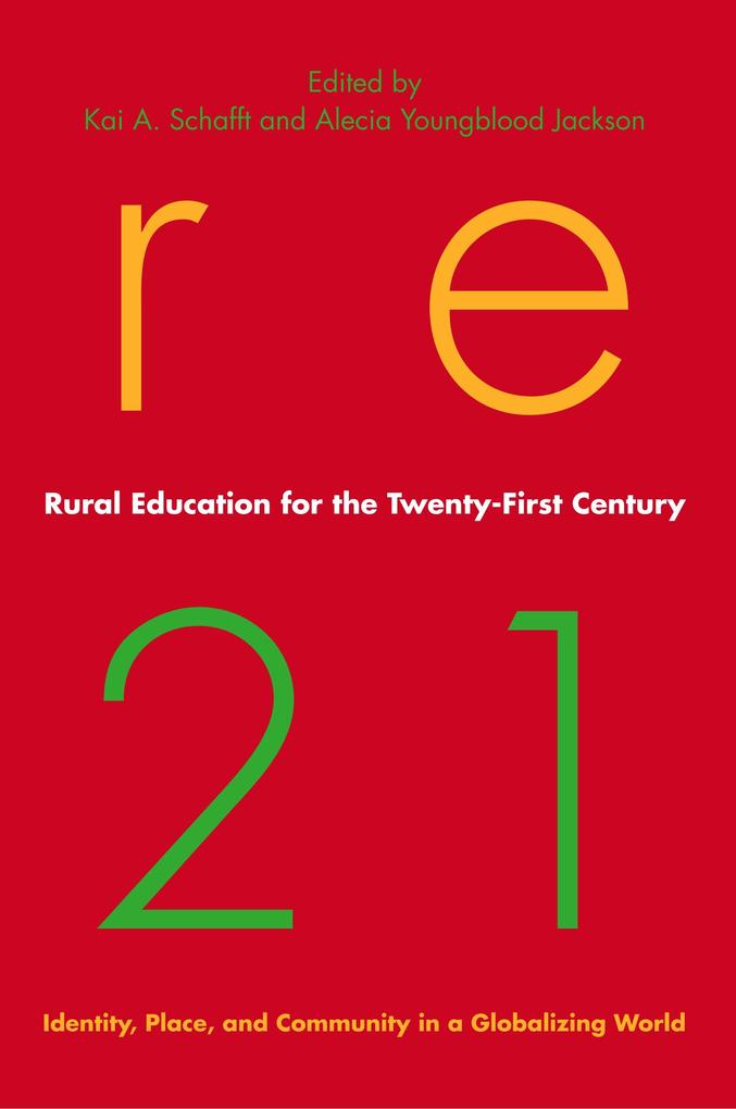 Rural Education for the Twenty-First Century als Taschenbuch von