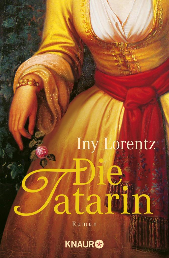 Die Tatarin als eBook von Iny Lorentz