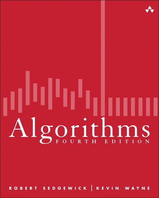 Algorithms als Buch von Robert Sedgewick, Kevin Wayne
