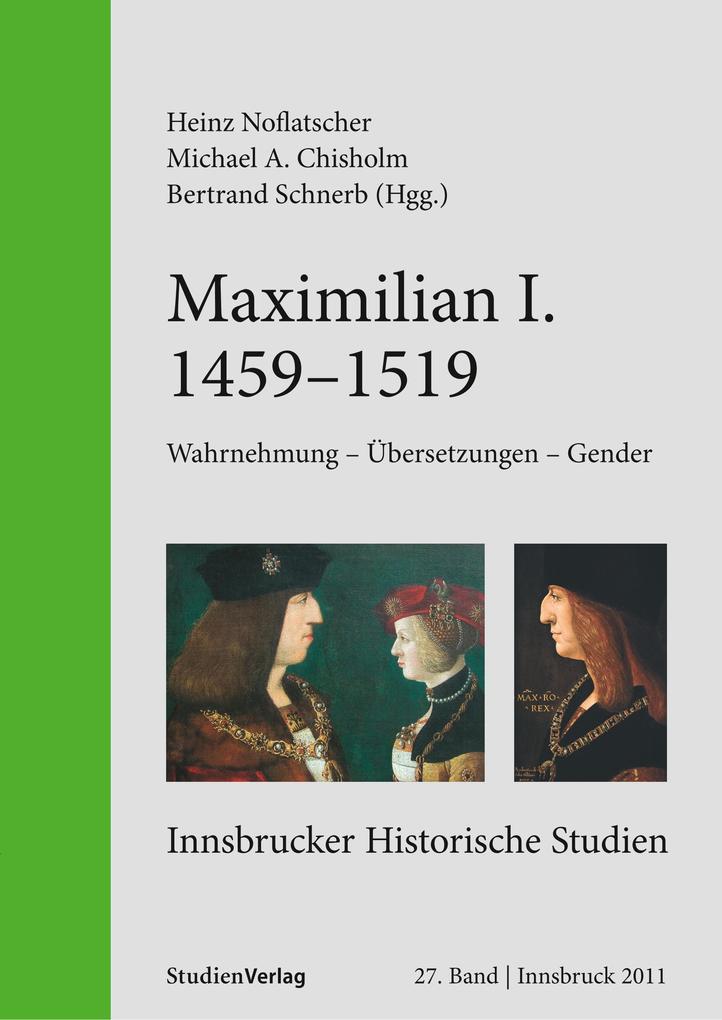 Maximilian I. (1459-1519) als Buch von