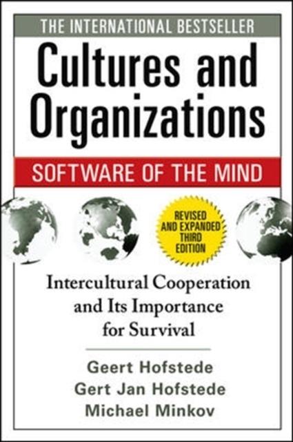 Cultures and Organizations - Software of the Mind als Buch von Geert Hofstede, Michael Minkov, Michael Minkov