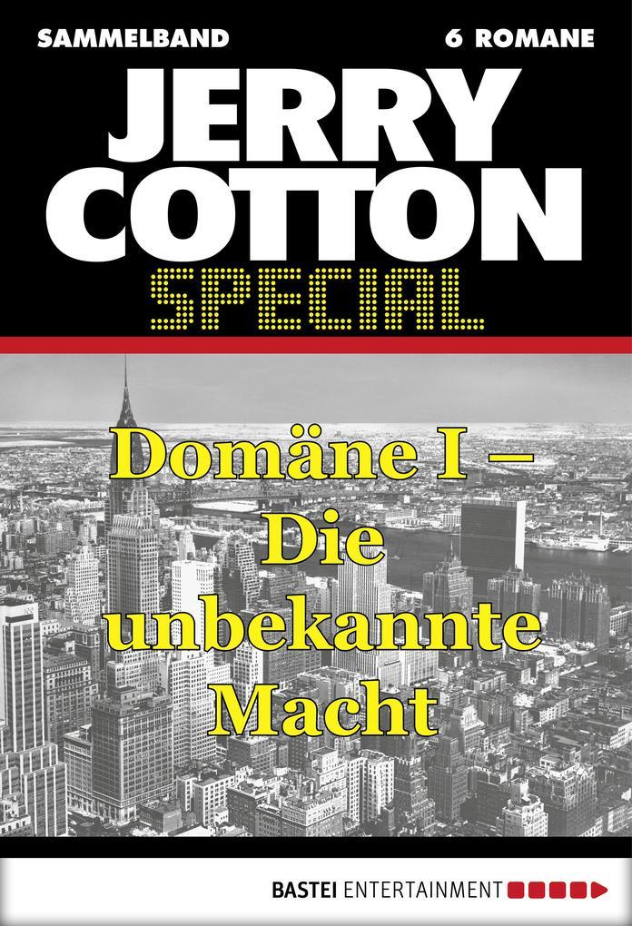 Jerry Cotton - Sammelband 1 als eBook von Jerry Cotton