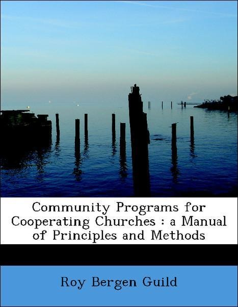 Community Programs for Cooperating Churches : a...