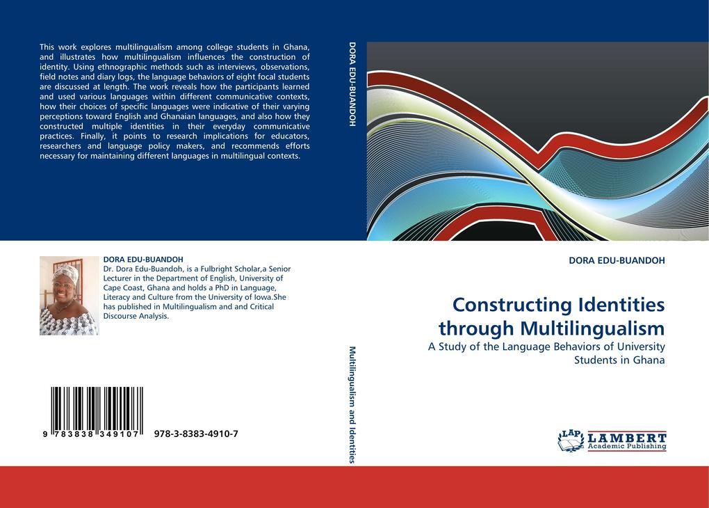 Constructing Identities through Multilingualism als Buch von DORA EDU-BUANDOH
