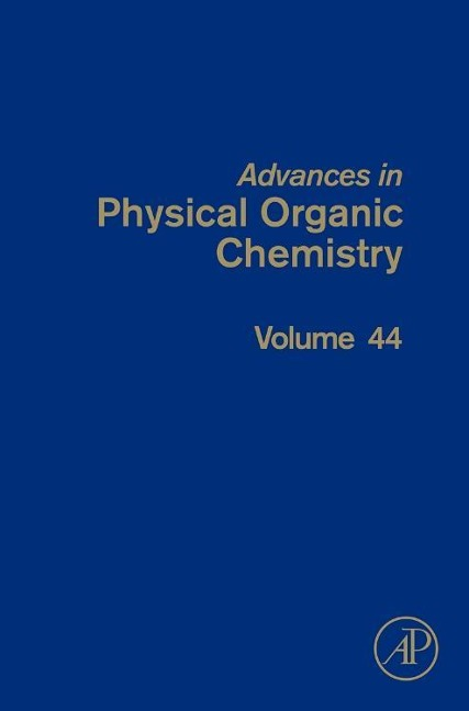 Advances in Physical Organic Chemistry als Buch von