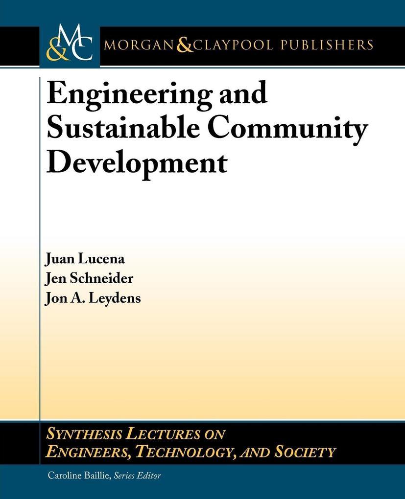 Engineering and Sustainable Community Developme...