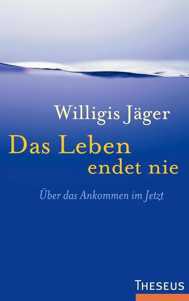 Das Leben endet nie als Buch von Willigis Jäger