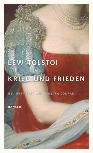 Krieg und Frieden als Buch von Lew Tolstoi