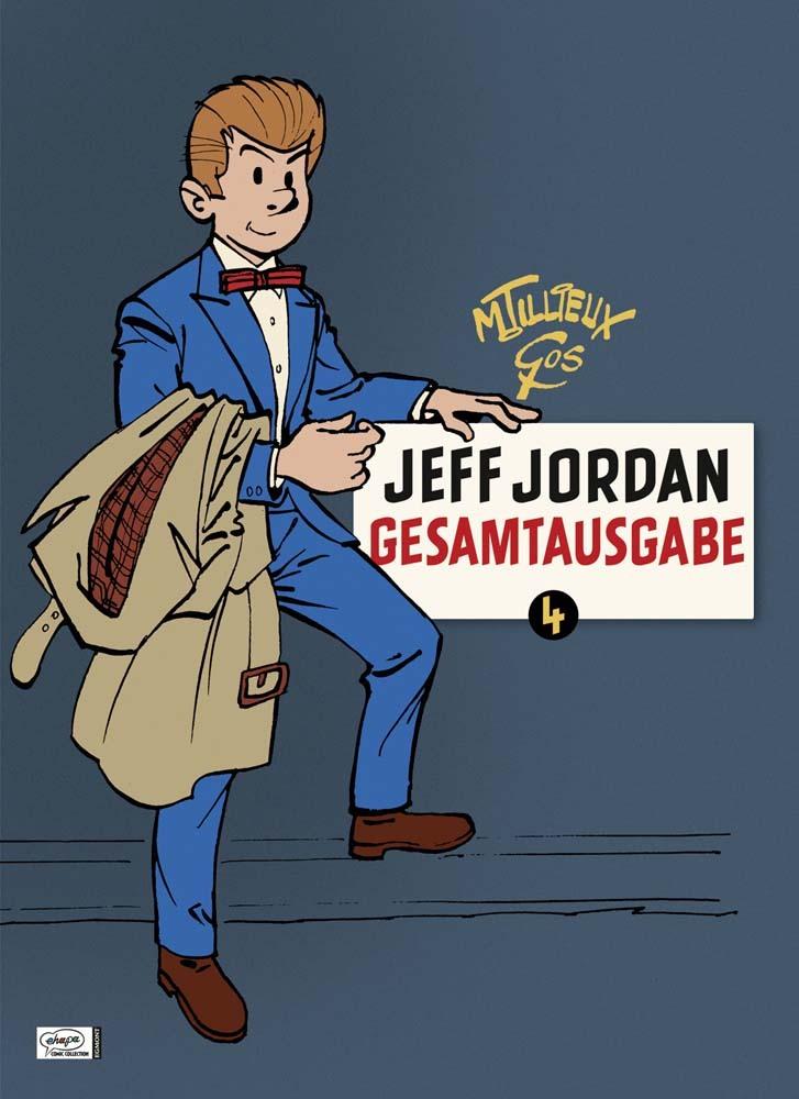Jeff Jordan Gesamtausgabe 04 als Buch von Maurice Tillieux