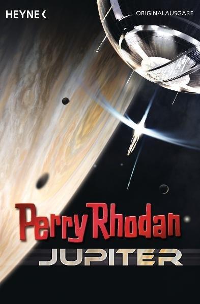 Perry Rhodan. Jupiter als Taschenbuch von Wim Vandemaan, Hubert Haensel, Christian Montillon