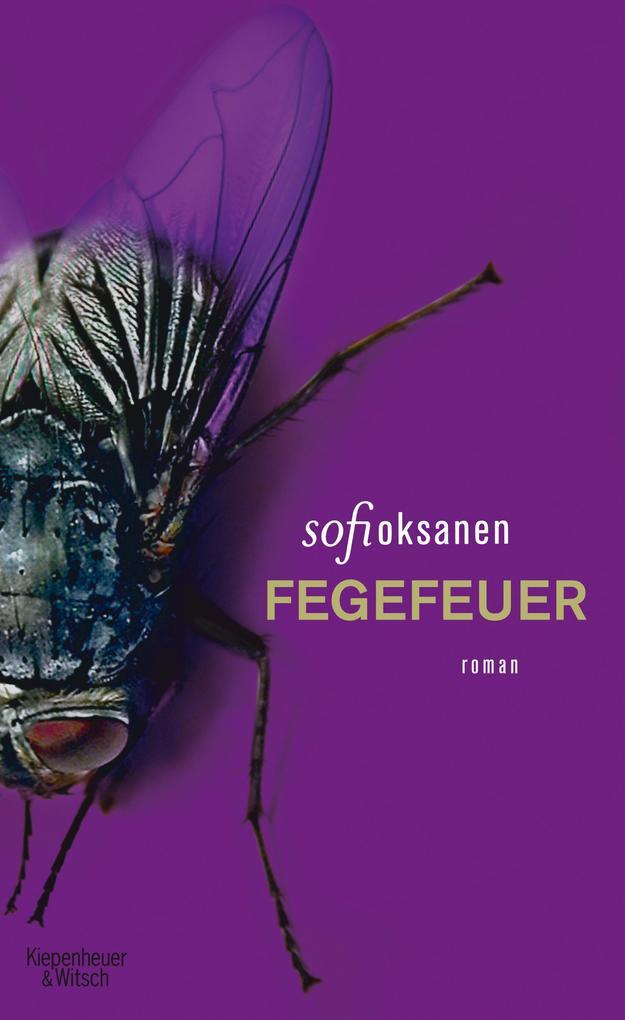 Fegefeuer als Buch von Sofi Oksanen