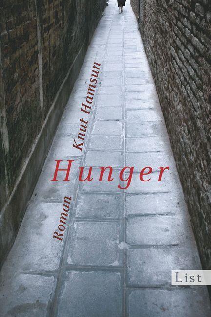 Hunger als Taschenbuch von Knut Hamsun