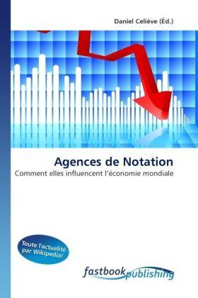 Agences de Notation als Buch von