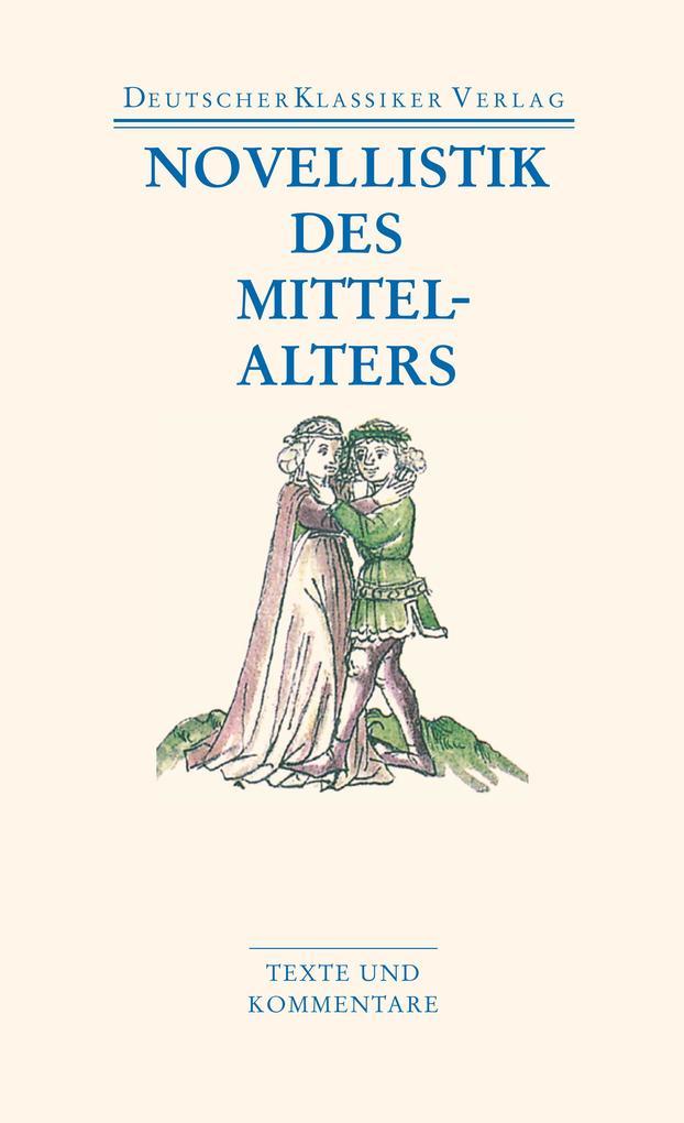Novellistik des Mittelalters als Taschenbuch von