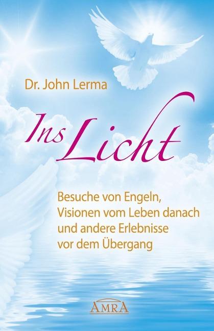 Ins Licht. Besuche von Engeln, Visionen vom Leben danach und andere Erlebnisse vor dem Übergang als Buch von John Lerma