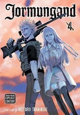 Jormungand, Volume 4 als Taschenbuch von Keitaro Takahashi