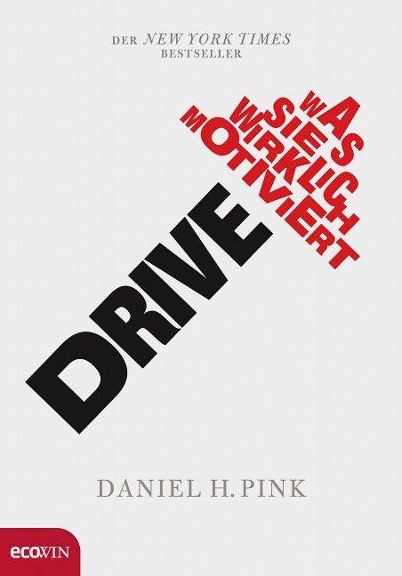Drive als Buch von Daniel H. Pink