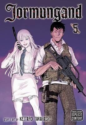 Jormungand, Volume 5 als Taschenbuch von Keitaro Takahashi