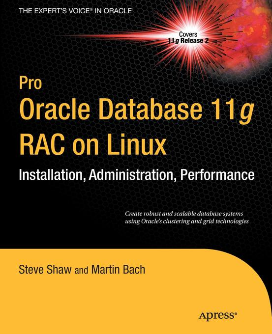 Pro Oracle Database 11g RAC on Linux als Buch v...