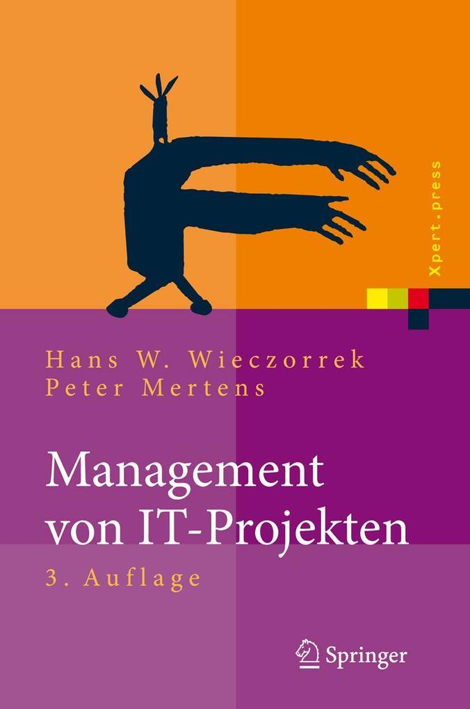 Management von IT-Projekten als eBook von Hans ...
