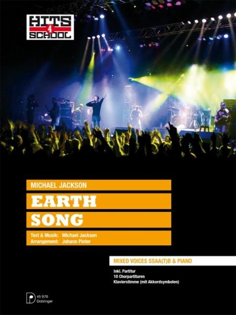 Earth Song als Buch von Michael Jackson