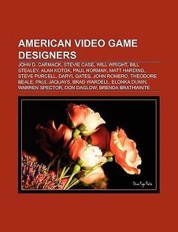 American video game designers als Taschenbuch von