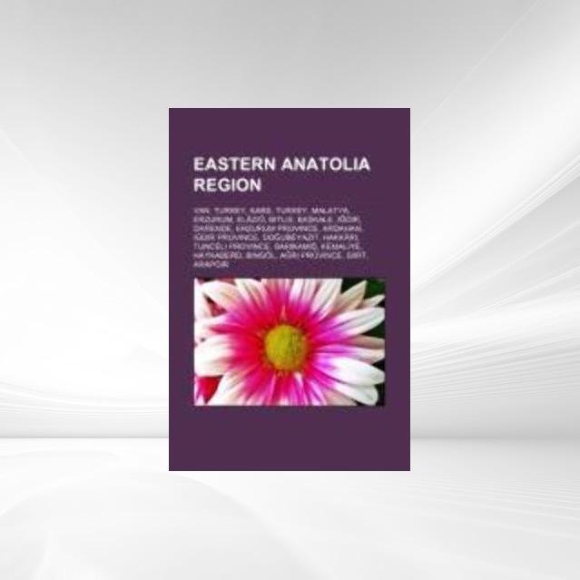 Eastern Anatolia Region als Taschenbuch von