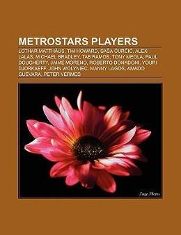 MetroStars players als Taschenbuch von