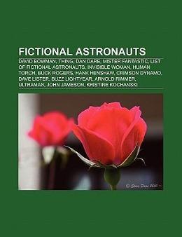 Fictional astronauts als Taschenbuch von