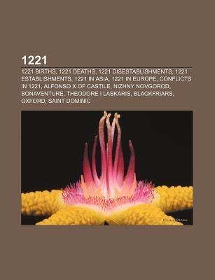 1221 als Taschenbuch von