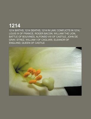 1214 als Taschenbuch von