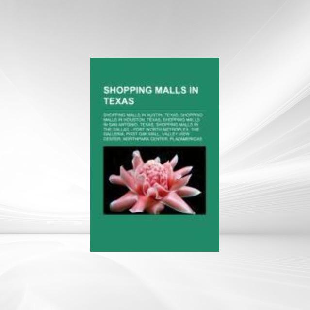 Shopping malls in Texas als Taschenbuch von
