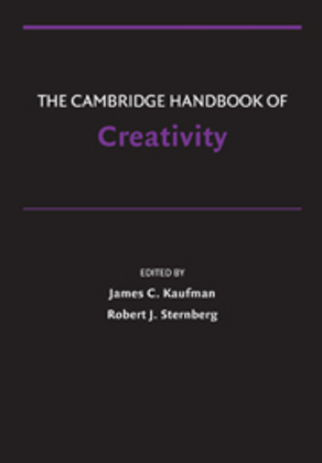 The Cambridge Handbook of Creativity als Buch von James C. Kaufman, Robert J. Sternberg