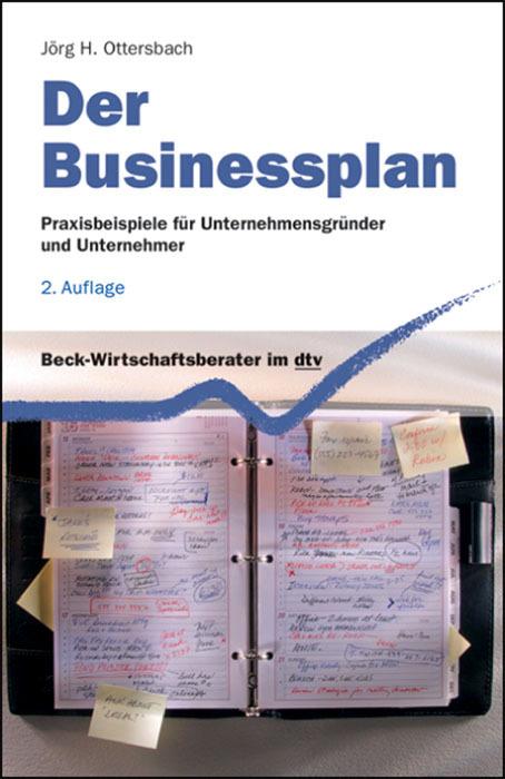 Der Businessplan als Taschenbuch von Jörg H. Ottersbach