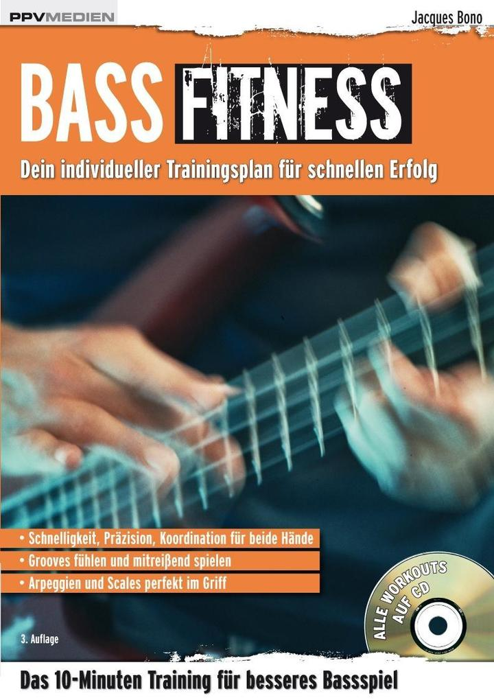 Bass Fitness als Buch von Jacques Bono