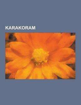 Karakoram als Taschenbuch von