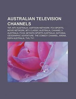 Australian television channels als Taschenbuch von