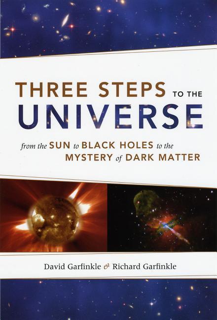 Three Steps to the Universe als Buch von David Garfinkle, Richard Garfinkle