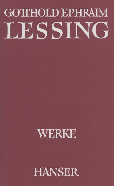 Frühe kritische Schriften als Buch von Gotthold Ephraim Lessing