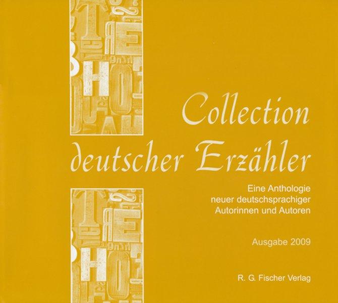 Collection deutscher Erzähler als Buch von Rita G. Fischer