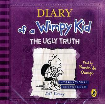 Diary of a Wimpy Kid 05. The Ugly Truth als Hörbuch CD von Jeff Kinney