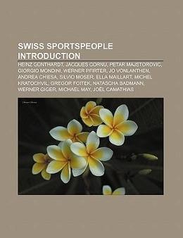 Swiss sportspeople Introduction als Taschenbuch von