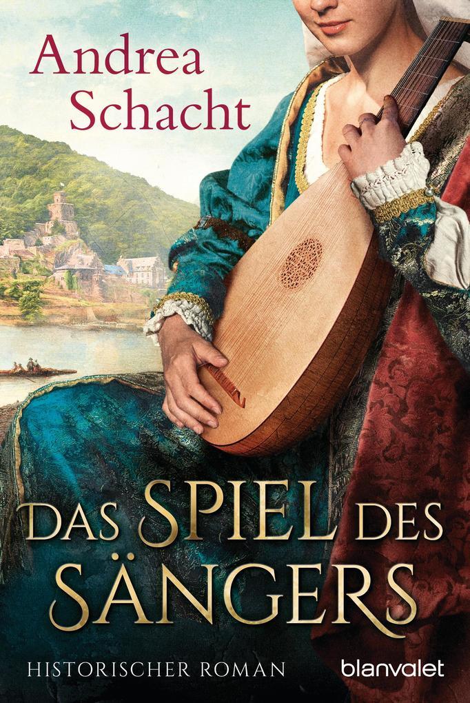 Das Spiel des Sängers als eBook von Andrea Schacht