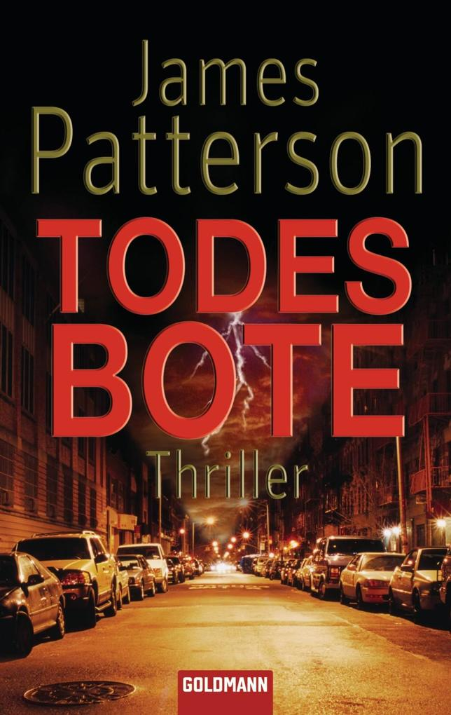 Todesbote als eBook von James Patterson