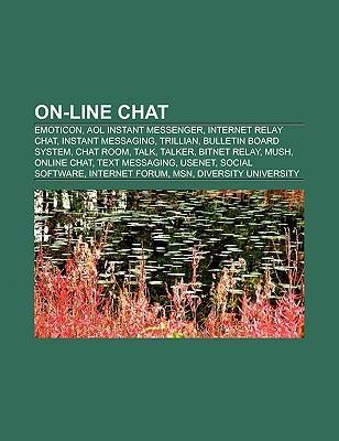 On-line chat als Taschenbuch von